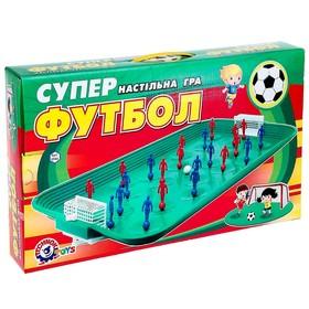 Игра настольная «Суперфутбол»