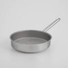 Сковорода-гриль «Гурман Классик», d=24 см, тройное дно