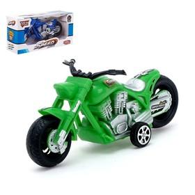 Мотоцикл инерционный «Чоппер», цвета МИКС Ош