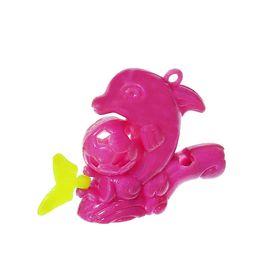 Свисток «Дельфин», цвета МИКС