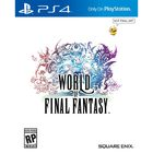 Игра для Sony PlayStation 4 World of Final Fantasy.