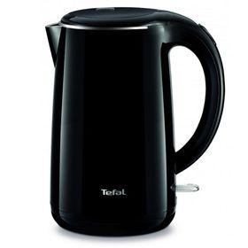 Чайник электрический Tefal KO260830, металл, 1.7 л, 2400 Вт, черный