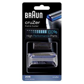 Сетка и режущий блок Braun 20S, для электробритв Braun CruZer