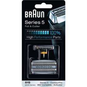 Сетка и режущий блок Braun 51S Series5/8000 Complete