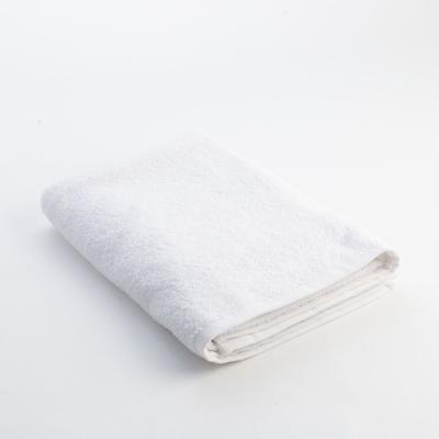 Полотенце махровое «Экономь и Я» 30х30 см, цвет белый - Фото 1