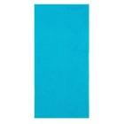 Полотенце махровое Экономь и Я 30х60 см, цв. голубой, 100% хл, 320 г/м² - Фото 2