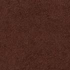 Полотенце махровое Экономь и Я 50х90 см, цв. шоколад, 320 г/м² - Фото 2