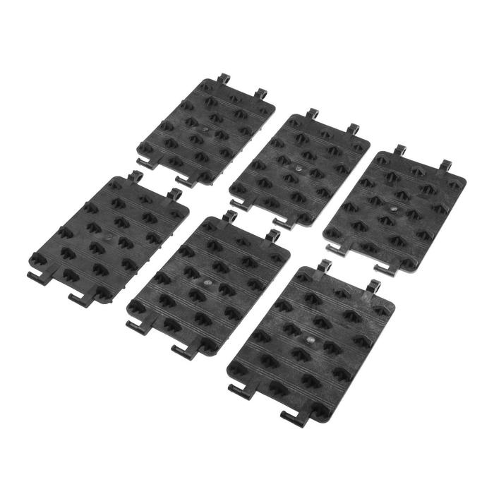 Антибукс 13,5х19,5x0,5 см, в пленке, набор 6 шт.