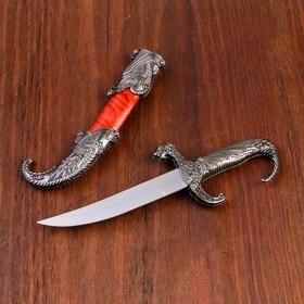 Сувенирный нож, 23 см рукоять в форме дракона Ош