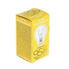 """Лампа накаливания """"Старт"""", Б, Е27, 95 Вт, 230 В - Фото 2"""