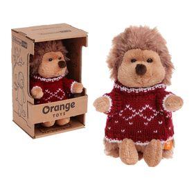 Мягкая игрушка «Ёжик Колюнчик» в свитере