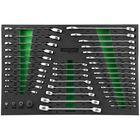 Набор трещоточных ключей Jonnesway W60246139SV, 39 предметов