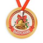 Медаль-магнит «Выпускник»
