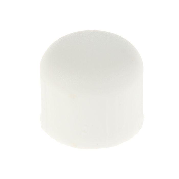 Заглушка полипропиленовая VALFEX, d=20 мм
