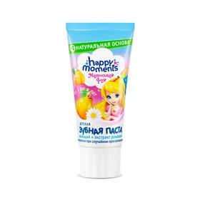 Зубная паста Маленькая Фея «Жемчужная улыбка», волшебный фрукт, 60 мл
