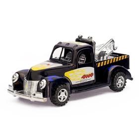 Машина инерционная «Эвакуатор», цвета МИКС