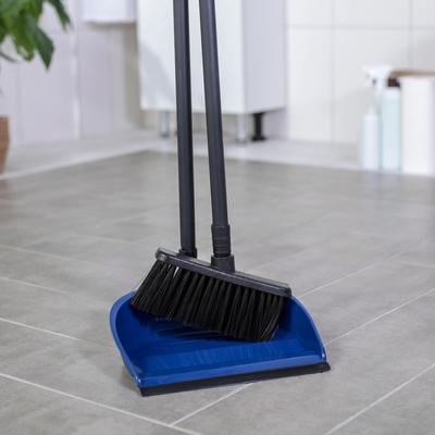 """Набор для уборки """"Фьюджи"""" 2 предмета: совок, щетка для пола, складная, цвет МИКС - Фото 1"""