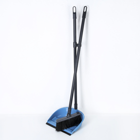 """Набор для уборки """"Фьюджи"""" 2 предмета: совок, щетка для пола, цвет МИКС"""