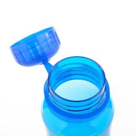 Бутылка для воды 550 мл, микс, 8х17 см Ош