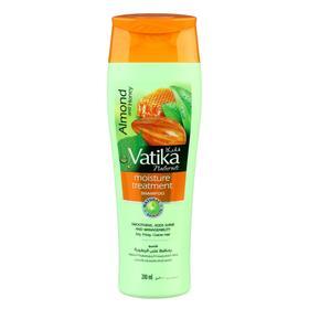 Шампунь для волос Dabur VATIKA Naturals (Moisture Treatment) - Увлажняющий 200 мл