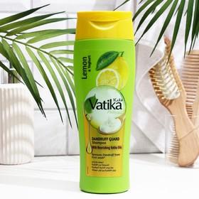 Шампунь для волос Dabur VATIKA Naturals (Dandruff Guard) - Против перхоти 400 мл