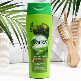 Шампунь для волос DaburVATIKA Naturals(HairFallControl)-Контроль выпадения волос  400 мл