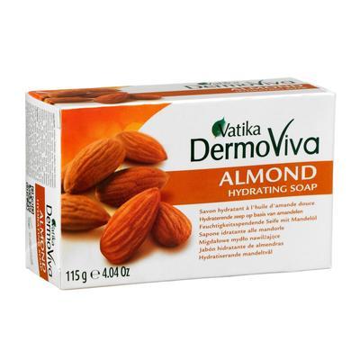 Мыло Vatika Naturals Almond Soap - с экстрактом миндаля 115 гр. - Фото 1