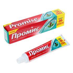 Зубная паста Промис Защита от кариеса 125+20 гр.