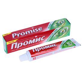 Зубная паста Промис  С экстрактом трав 100 гр.