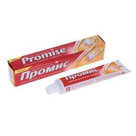 Зубная паста Промис  От зубного камня 100 гр.