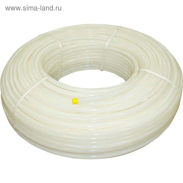 Труба полиэтиленовая UNI-FITT PE-Xb/EVOH, d=20 мм, бухта 100 м