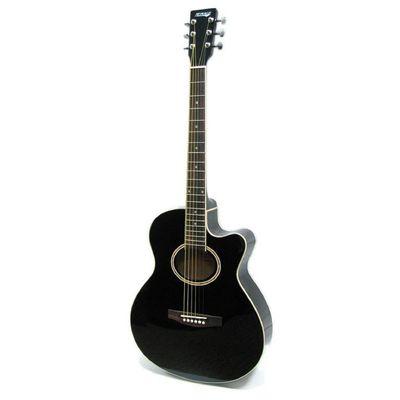 Акустическая гитара Homage LF-401C-B - Фото 1