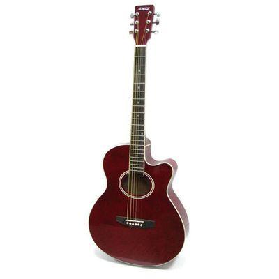 Акустическая гитара Homage LF-401C-R - Фото 1