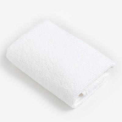 Полотенце махровое Экономь и Я 30х60 см, цв. зелёное яблоко, 320 г/м² - Фото 1