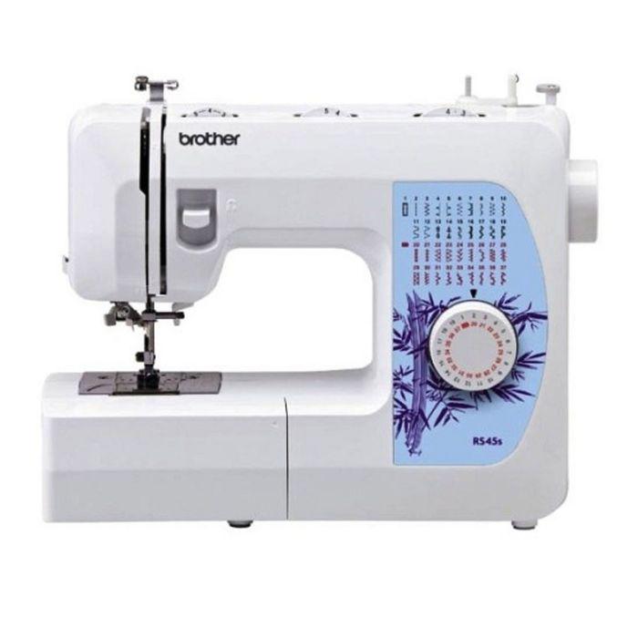 Швейная машина Brother RS-45S, 37 операций, потайная, эластичная, эластичная потайная строчка