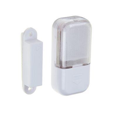 Автоматическая подсветка в шкаф LuazON, мод VM-6, (LR44 х 3 шт в комплекте), белая