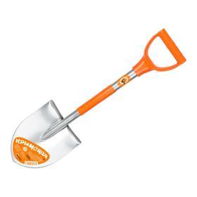 Лопата автомобильная, цельнометаллическая, с пластиковой ручкой