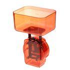 Весы кухонные HOMESTAR HS-3004М, механические, до 1 кг, чаша 0.5 л, красные - Фото 2