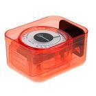 Весы кухонные HOMESTAR HS-3004М, механические, до 1 кг, чаша 0.5 л, красные - Фото 4