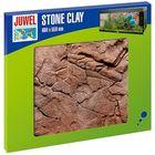 Stone clay фон рельефный 60x55см глина
