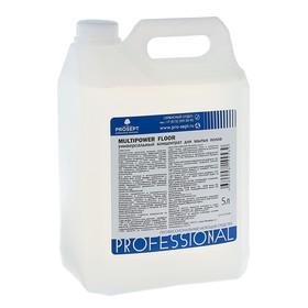 Универсальное средство для мытья полов Multipower Floor, 5 л