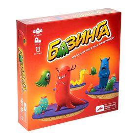 Настольная игра «Базинга»