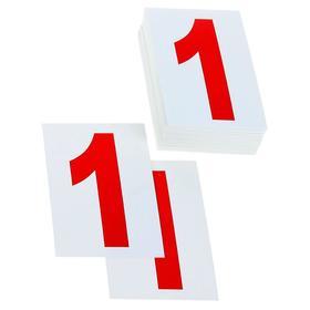 Обучающие карточки «Цифры»