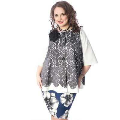 Блузка женская, размер 54 - Фото 1