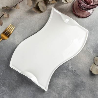 Блюдо Wilmax, 26×17,5 см - Фото 1