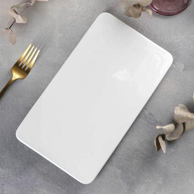 Блюдо плоское Wilmax, 25,5×14,5 см - Фото 1
