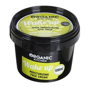 Крем-увлажнение для лица Organic Kitchen Wake up, 100 мл
