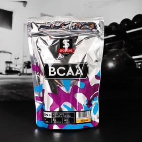 Аминокислоты SportLine BCAA 2:1:1, акпельсин, 300 г