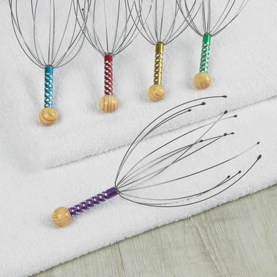 Массажёр «Мурашка» для головы, цвет МИКС - Фото 1