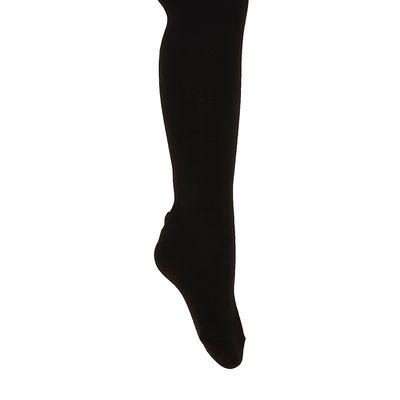 Колготки детские С566(Л) цвет черный, рост 146-152